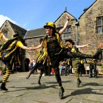 Dancing at Ilkley